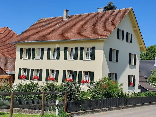 Schönenbaumgarten的民宿