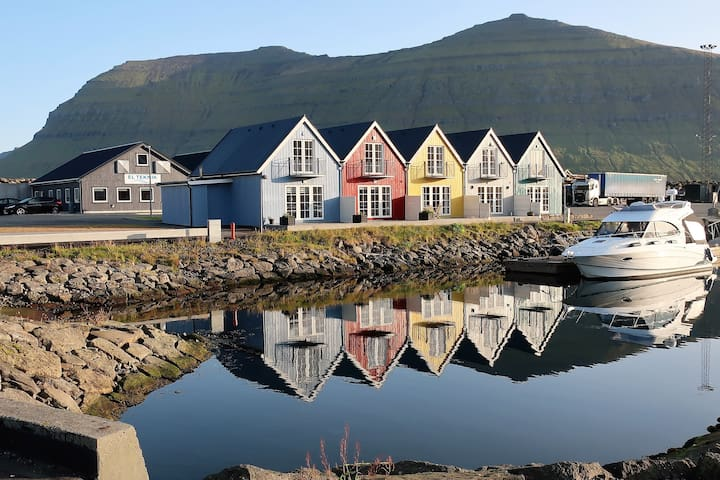 Leirvík的民宿