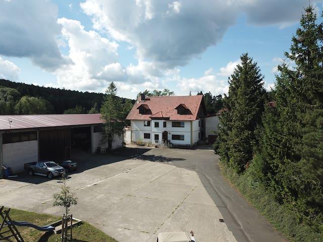 Burgpreppach的民宿