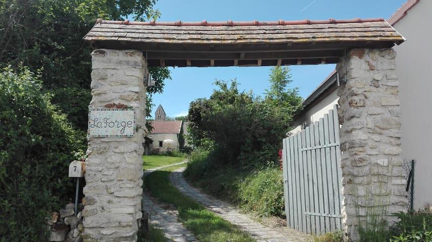 Arcis-le-Ponsart的民宿