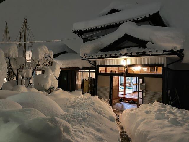 Imizu-shi的民宿