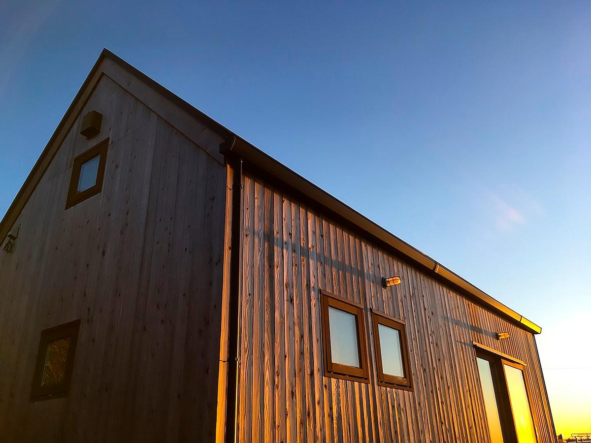 〜Tiny House〜 海の小屋
