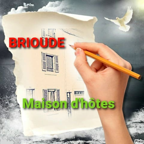 Brioude的民宿