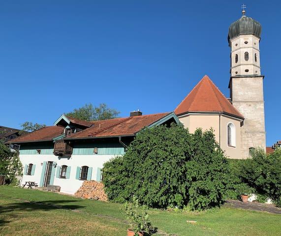 Spatzenhausen的民宿