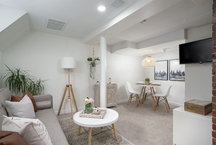 Gorgeous Inner City Riverside apartment w/parking