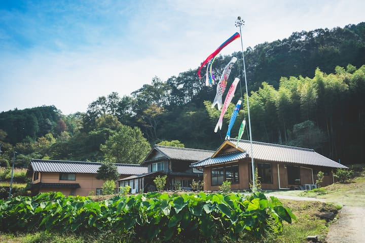Shimanto, Takaoka-gun的民宿