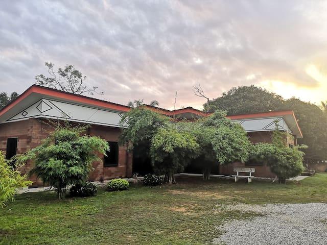雪兰莪的民宿