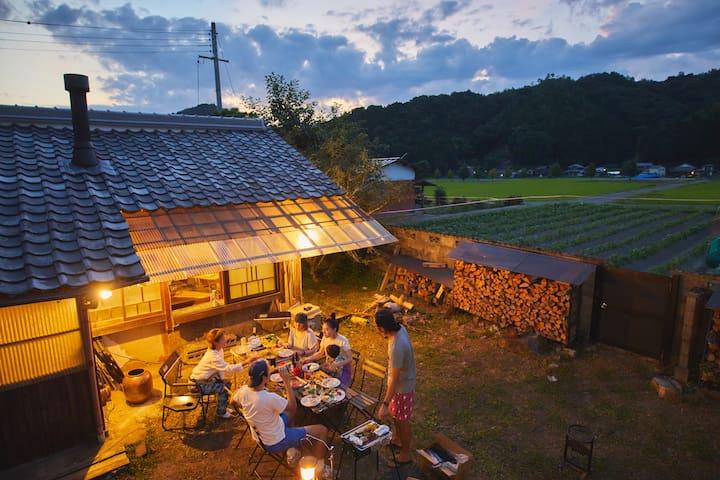 Tanbasasayama-shi的民宿