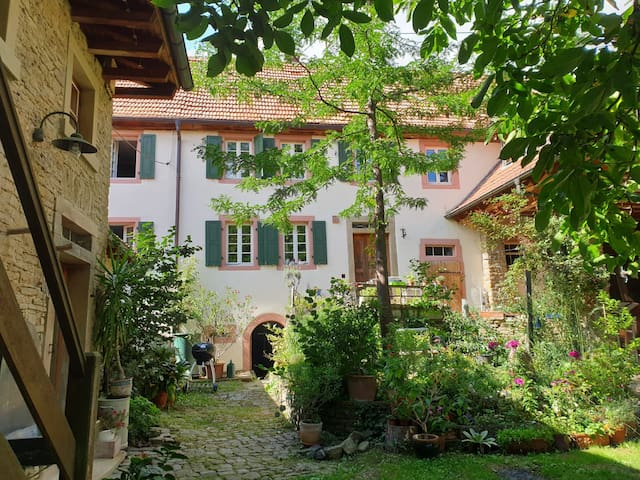 Finkenbach-Gersweiler的民宿