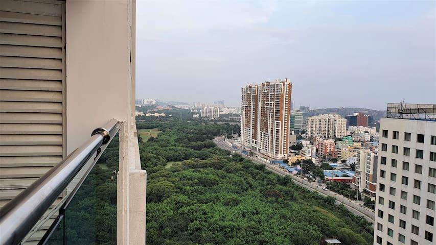 Hyderabad的民宿