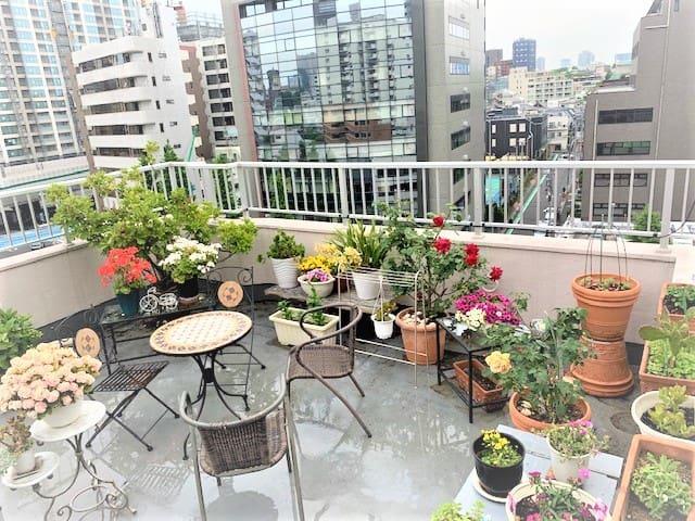 Minato City的民宿