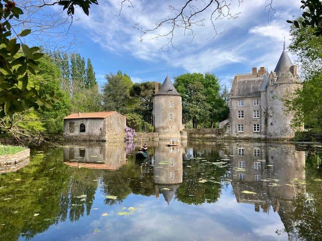 Saint-Hilaire-de-Loulay的民宿