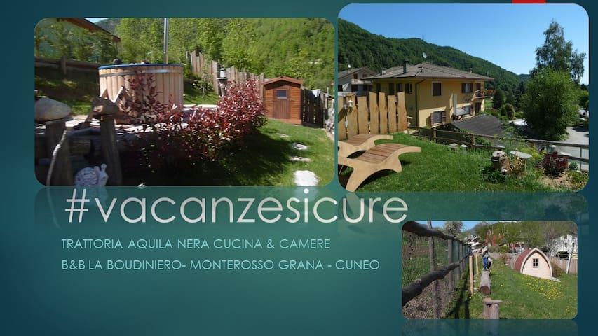 Monterosso Grana的民宿