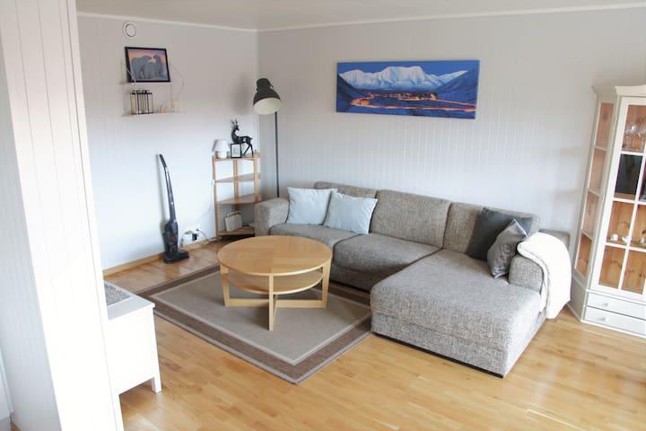 Longyearbyen的民宿