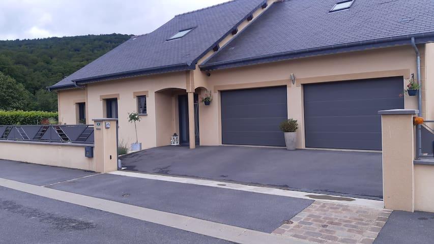 Tournavaux的民宿