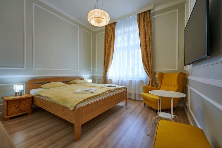 Karlovy Vary的民宿