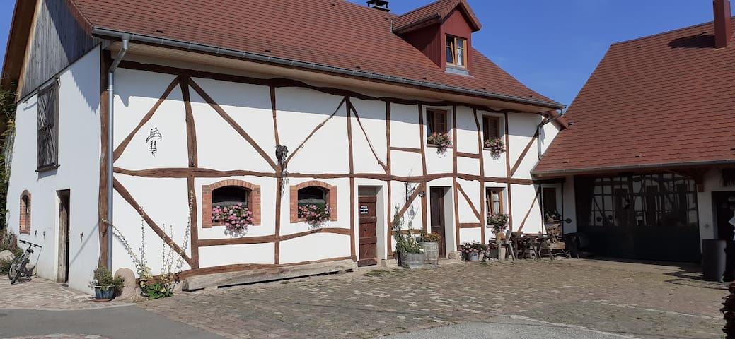Le Haut-Soultzbach的民宿