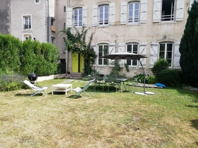 Commercy的民宿
