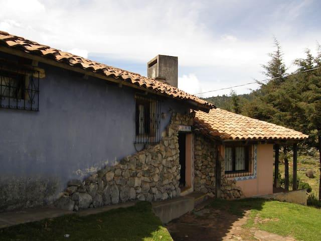 Todos Santos Cuchumatán的民宿