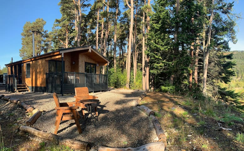 Feagour Lodge Highland Hideaway