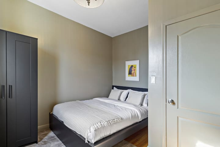 Furnished Room In the Heart of Mission