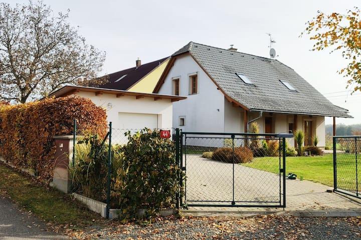 Černíkovice的民宿
