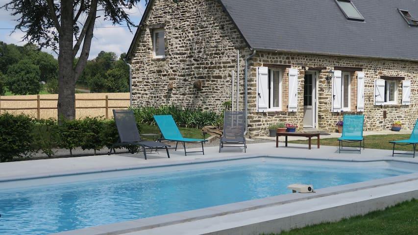 Montsecret-Clairefougère的民宿