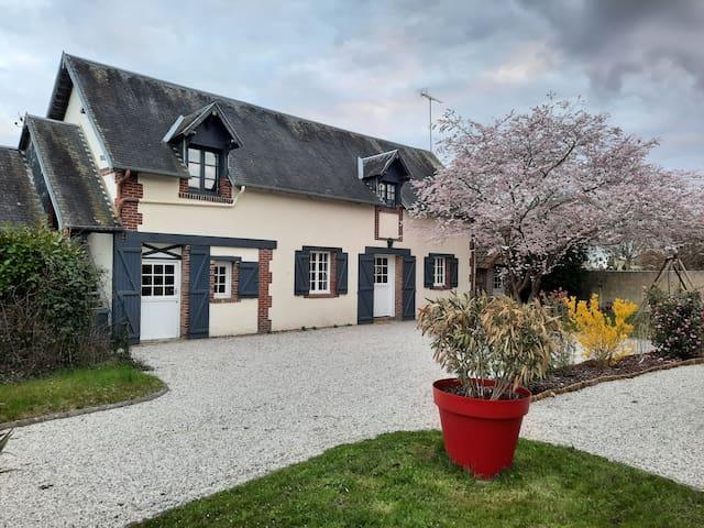 Beuvron-en-Auge的民宿