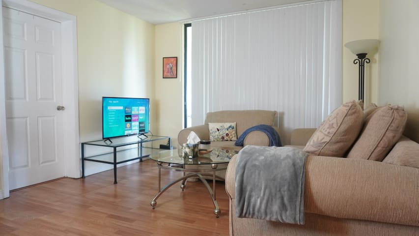 ✪CityView Condo✪KING BED, Near DOWNTOWN WPB
