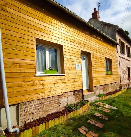 Bonneuil-les-Eaux的民宿