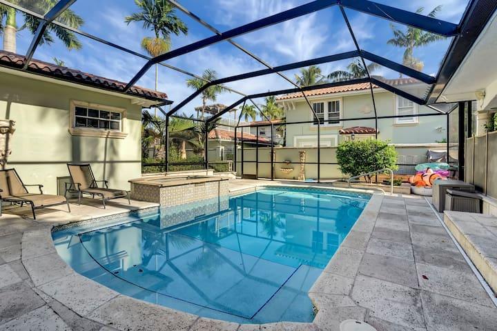 西棕榈滩的民宿