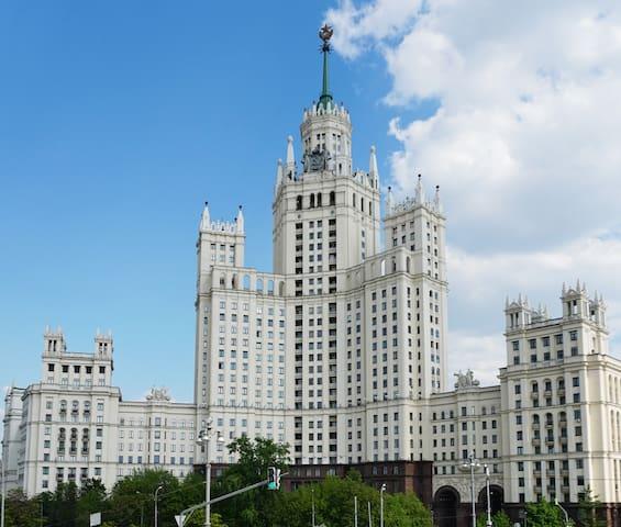 莫斯科的民宿