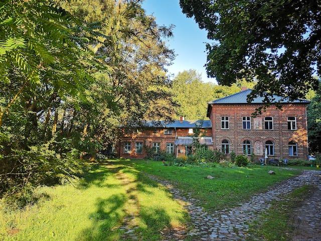 Süderholz的民宿