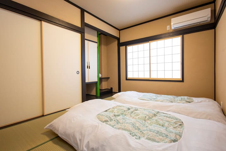Nakatsugawa的民宿