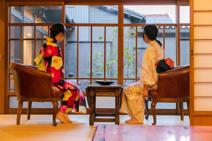 Tonami的民宿