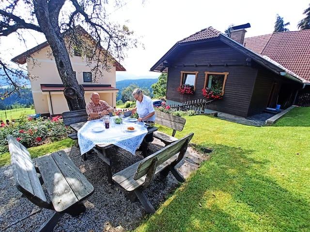 Wachsenberg的民宿
