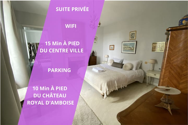 Amboise的民宿