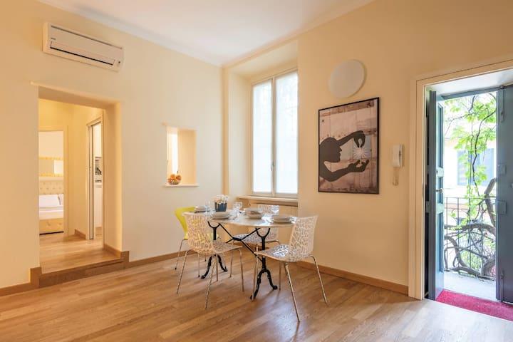 威尼斯波尔塔门公寓酒店1BD / WIFI / 4PAX