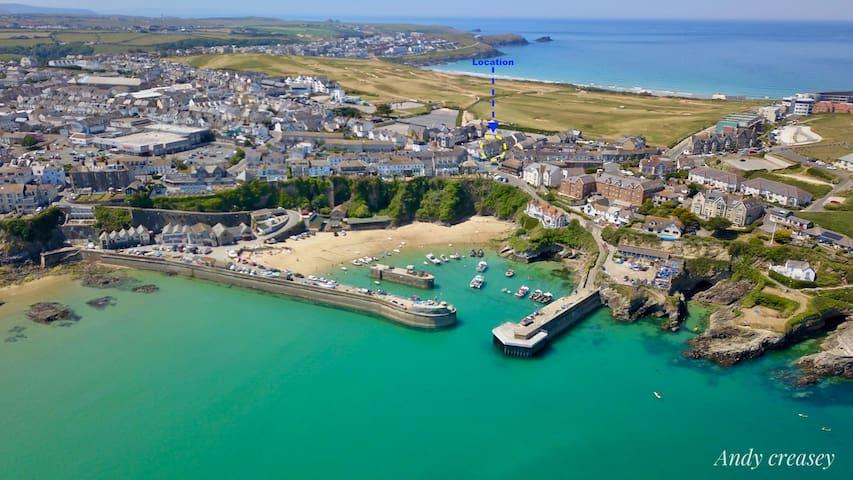 Cornwall的民宿