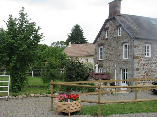 La Lande-Saint-Siméon的民宿
