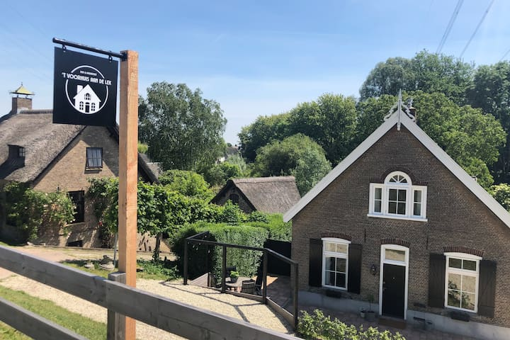 Nieuw-Lekkerland的民宿