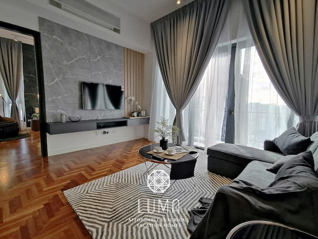 Luxurious 1BR with Bathtub Amazing KLCC View