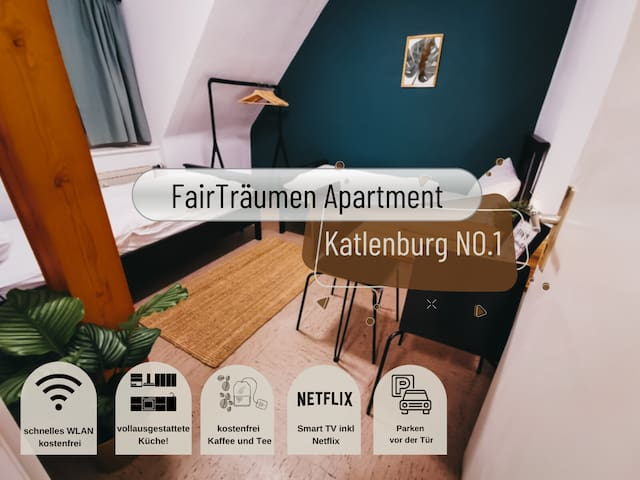 Katlenburg-Lindau的民宿