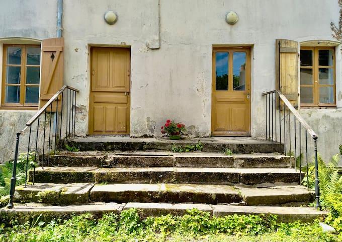 Lucenay-l'Évêque的民宿
