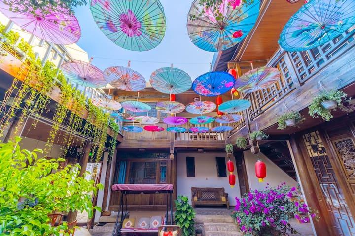 丽江的民宿