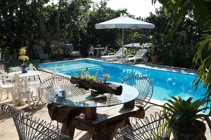 Relaxing Pool  & Cozy 2-rooms flat