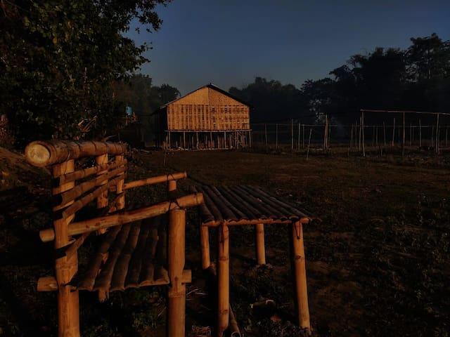 Majuli的民宿