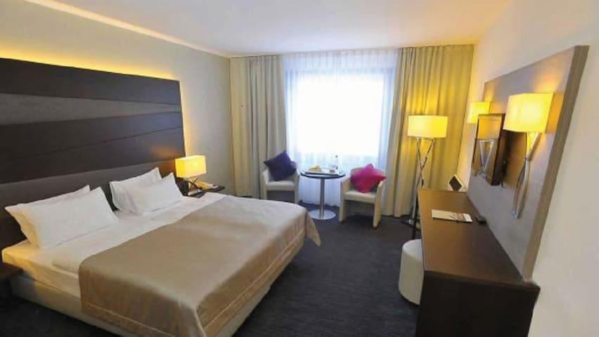 卢森堡的民宿