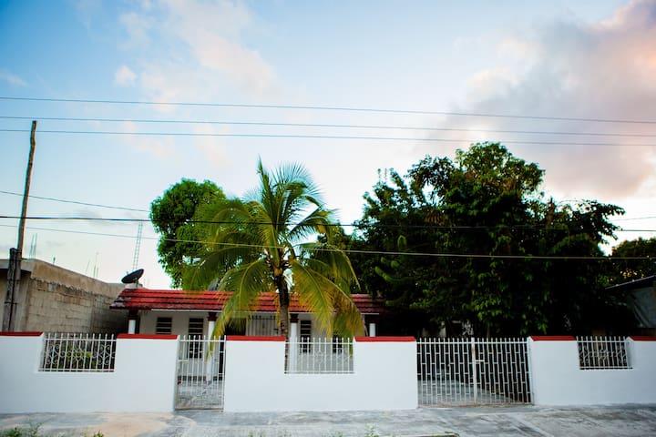 Felipe Carrillo Puerto的民宿