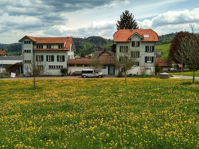 Degersheim的民宿